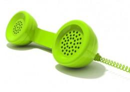 telefoon-groen